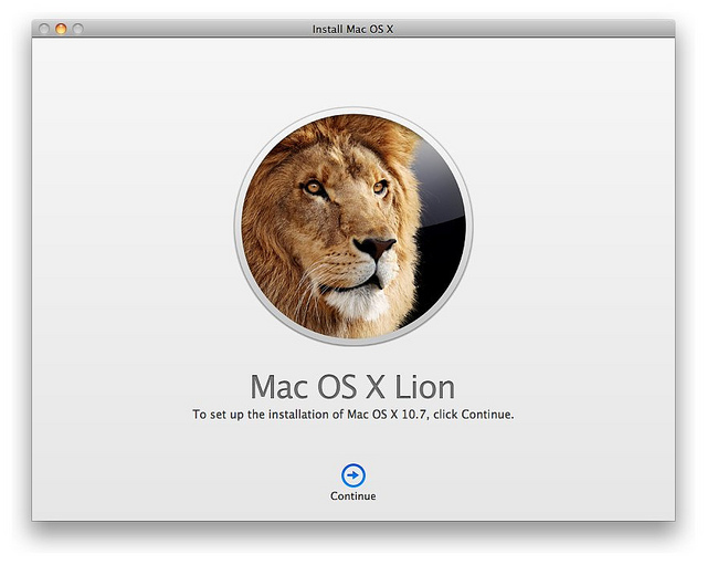 lion os x